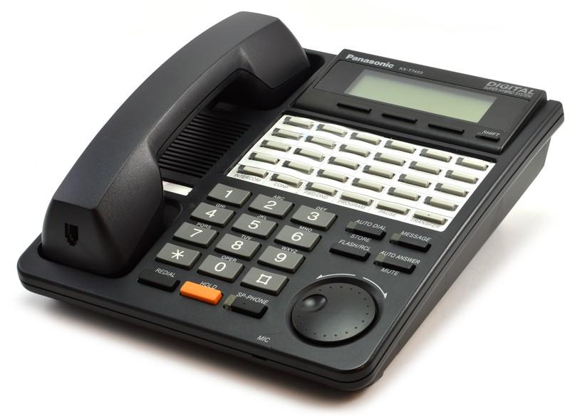 Panasonic KX-T7453 Black б/у