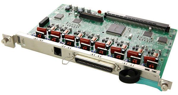 Panasonic KX-TDA1180X (CLCOT8) б/у