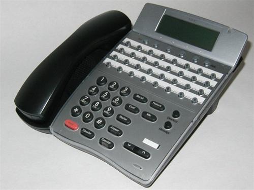 Системный телефон NEC DTR-32D-1 (BK) TEL