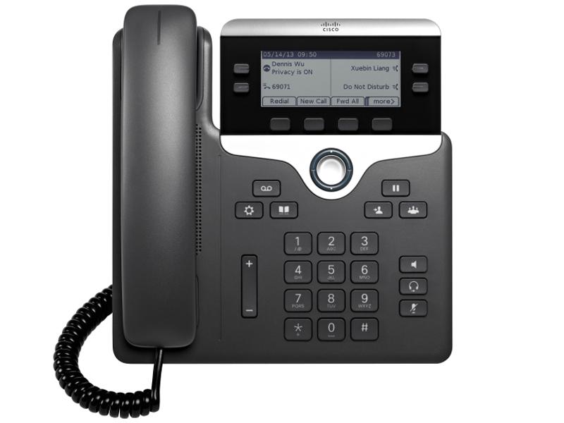 IP-Телефон Cisco CP-7821-K9=