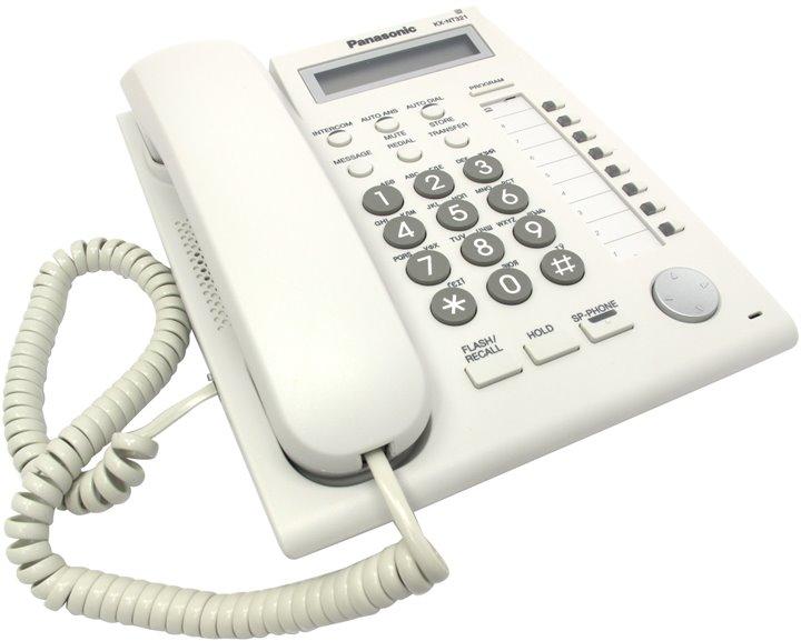 Системный телефон Panasonic KX-NT321RU б/у