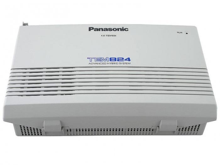 Panasonic KX-TEM824RU б/у