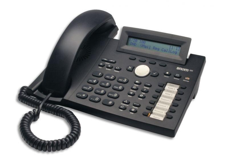 VoIP-телефон SNOM 320