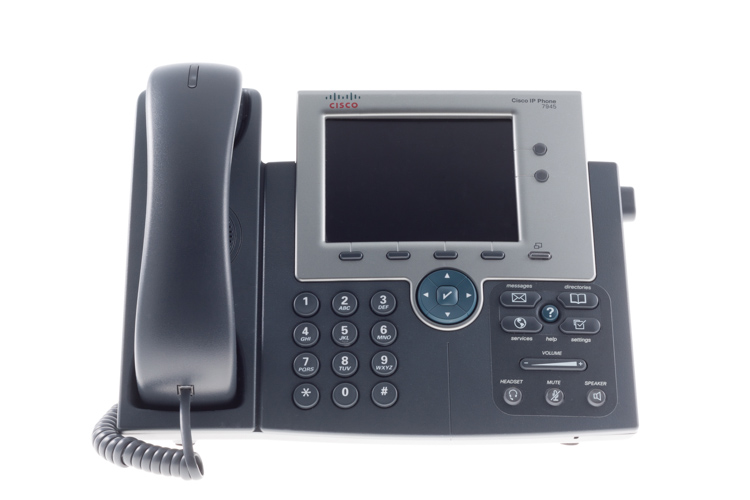IP-телефон Cisco CP-7945G б/у